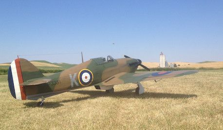 Hawker Hurricane 1 5 Scale Parts Set Vailly
