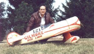 Gilmore Red Lion 30's Racer Parts Set - Hostetler