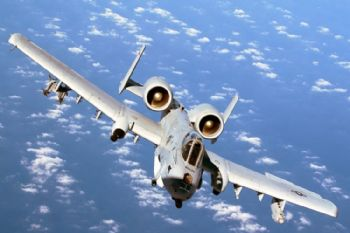 FAIRCHILD REPUBLIC A-10A THUNDERBOLT II Parts Set