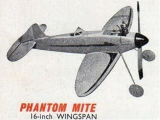 KK Phantom Mite CL - Parts Set